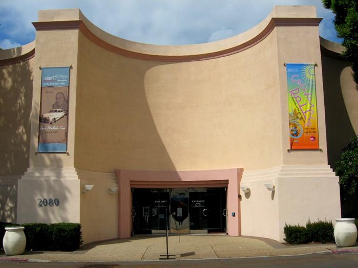 San Diego Automotive Museum: San Diego Automotive Museum (Part 1