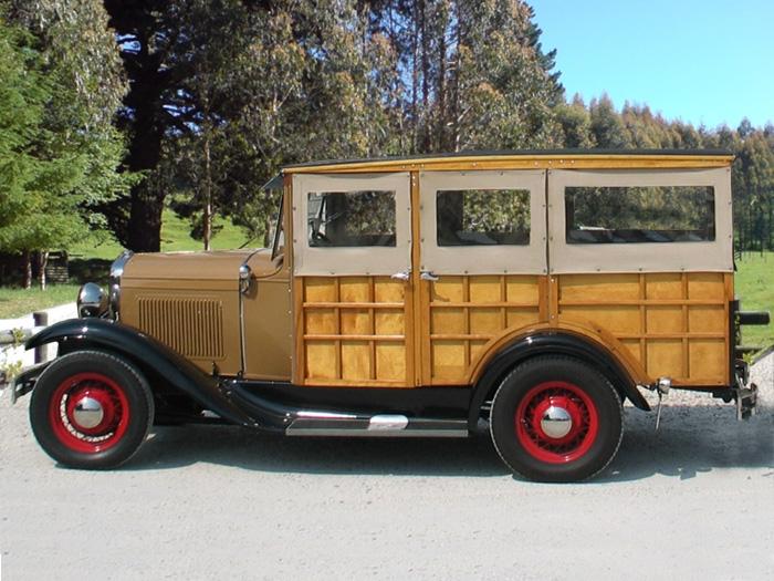 Woodie Restoration (Part 1: Introduction)