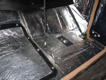 Sound And Heat Insulation