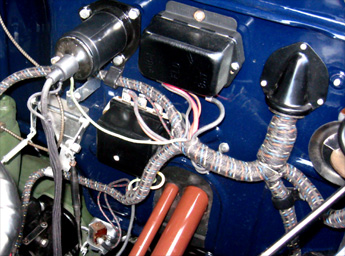 1946 Packard wiring harness 1 electrical main harness antique auto wiring harness at gsmx.co