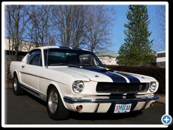 1965 Mustang GT350