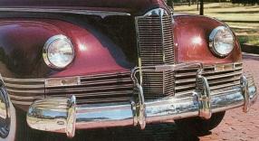 1942 Packard grill