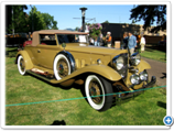 1932 Packard Deluxe Eight Coupe Roadster