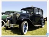 1930 Ford Model A Tudor Two-door Sedan