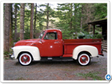 1953 Chevrolet Step-side Pickup