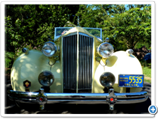 1936 Packard 120-B Convertible Sedan