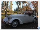 1935 DKW Luxus Cabriolet