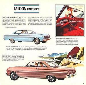 1963 Falcon Hardtop Ad